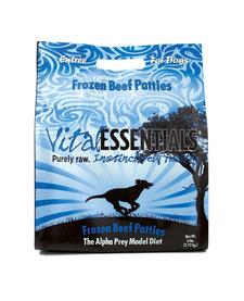 Vital Essentials Beef Patties 6 lb