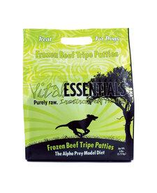 Vital Essentials Beef Tripe Patties 6 lb
