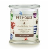 Pet House Candle Pet House Hot Cocoa Candle
