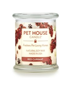 Pet House Red Currant Candle