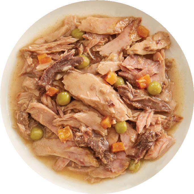Aujou (Rawz) Aujou Dog Aku Tuna & Beef 2.46 oz