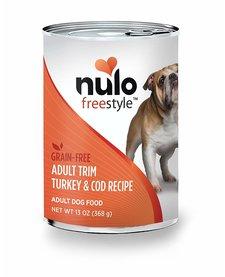 Nulo Freestyle Adult Trim Turkey/Cod 13 oz