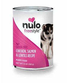Nulo Freestyle Puppy Chicken/Salmon 13 oz