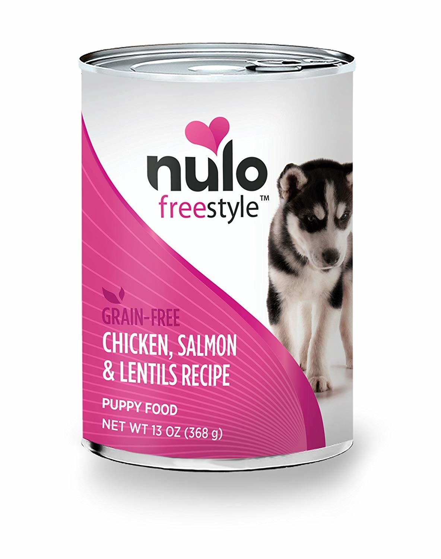 Nulo Nulo Freestyle Puppy Chicken/Salmon 13 oz