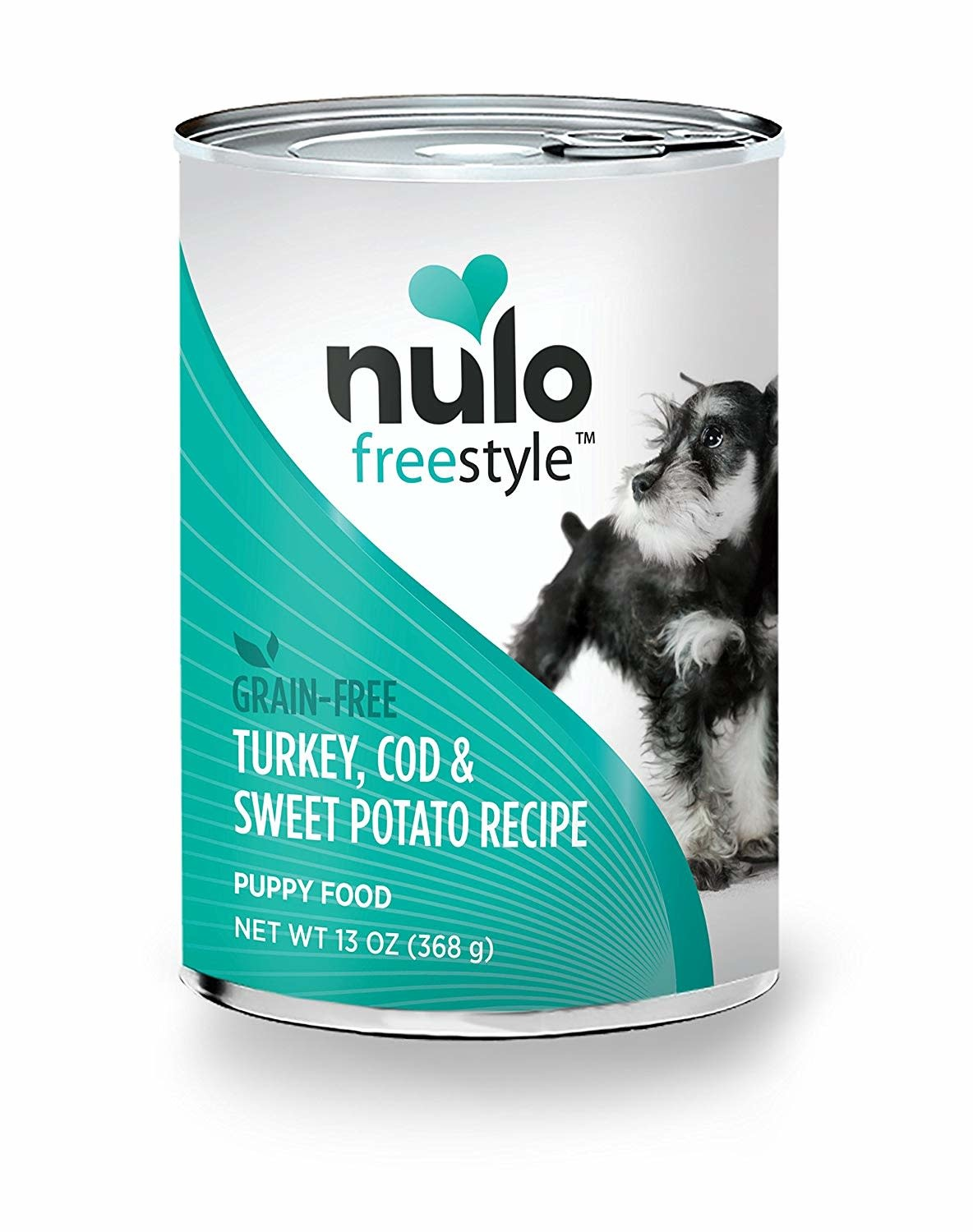 Nulo Nulo Freestyle Puppy Turkey/Cod 13 oz