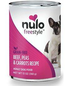 Nulo Freestyle Beef & Veggie 13oz
