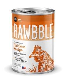 Bixbi Rawbble Chicken 95 % 12.5 oz Case