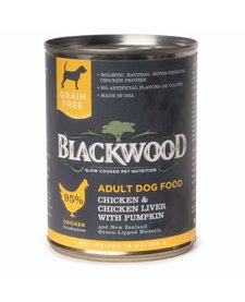 BlackWood Chicken, Liver & Pumpkin 13 oz