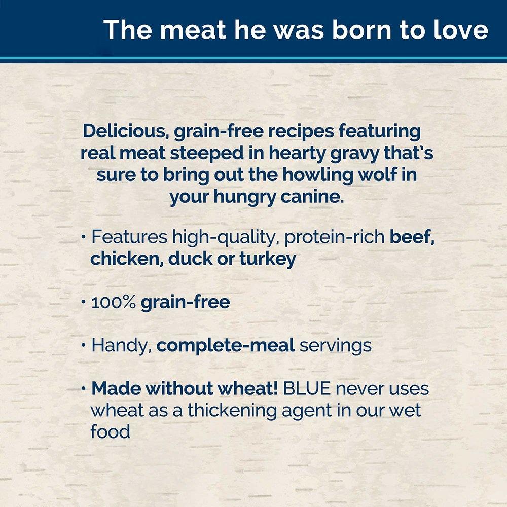 Blue Buffalo Blue Wilderness Chicken Stew 8 oz