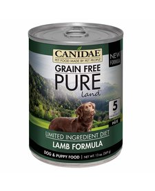 Canidae Pure Land Dog 13 oz