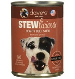 Dave's Dave's Dog Hearty Beef Stew 13.2 oz