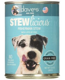 Dave's Dog Fisherman Stew 13.2 oz