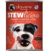 Dave's Dave's Dog Chunky Chicken Stew 13.2 oz
