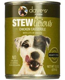 Dave's Dog Chicken Casserole 13.2 oz