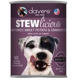 Dave's Dave's Dog Chunky Turkey Stew 13.2 oz
