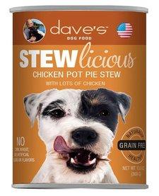 Dave's Dog Chicken Pot Pie Stew 13.2 oz