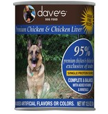 Dave's Dave's Dog 95% Chicken 13 oz