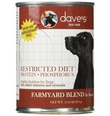 Dave's Dave's Dog Farmyard Restricted 13.2 oz