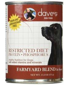 Dave's Dog Farmyard Restricted 13.2 oz