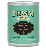 Fromm Family Foods LLC Fromm GF Seafood Medley Pate 12.2 oz