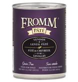 Fromm Family Foods LLC Fromm Dog Venison & Lentil Pate 12.2 oz