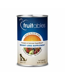Fruitables Pumpkin Oatmeal 15 oz