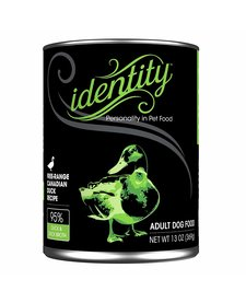 Identity 95% Cage Free Canadian Duck 13 oz Case
