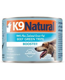 K9 Natural Beef Green Tripe 6 oz