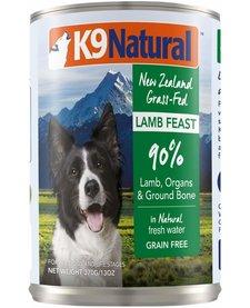 K9 Natural Dog Lamb 13 oz