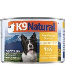 K9 Natural Dog Chicken 6 oz