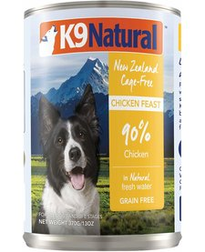 K9 Natural Dog Chicken 13 oz