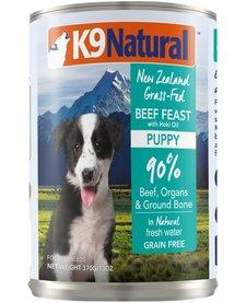 K9 Natural Puppy Beef/Hoki 13 oz