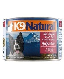 K9 Natural Dog Venison 6 oz