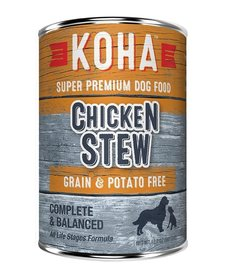 Koha Dog Chicken Stew 12.7 oz