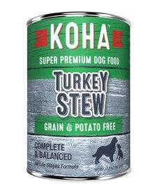 Koha Dog Turkey Stew 12.7 oz