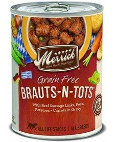 Merrick Brauts-N-Tots 12.7 oz