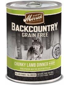 Merrick BCountry Chunky Lamb 12.7 oz