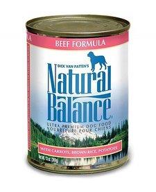 Natural Balance Beef 13 oz Case