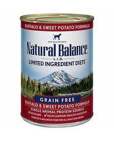 Natural Balance Buffalo 13 oz