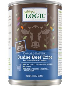 Nature's Logic Beef Tripe 13 oz Case