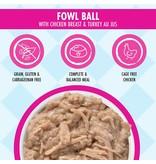 Weruva Weruva DITK Fowl Ball 2.8 oz Case