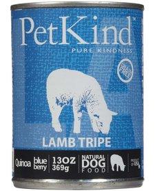 Petkind Lamb Tripe 13 oz Case