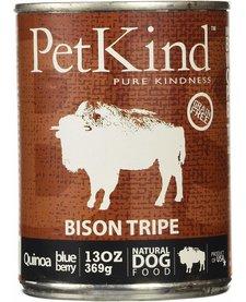 Petkind Bison Tripe 13 oz