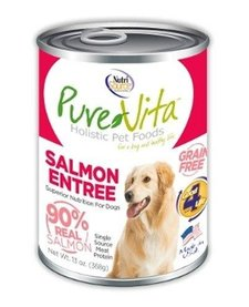 PureVita 96% Salmon Entree 13 oz Case
