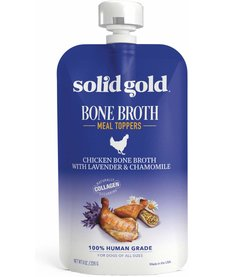 Solid Gold Bone Broth Chicken 8 oz