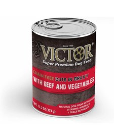 Victor GF Beef and Veggies 13.2 oz