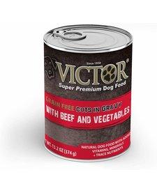 Victor GF Beef and Veggies 13.2 oz