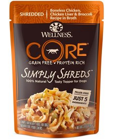 Wellness Core Simply Shreds Chicken 2.8 oz