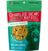 Charlee Bear Charlee Bear MB Beef Liver & Apple 2.5 oz