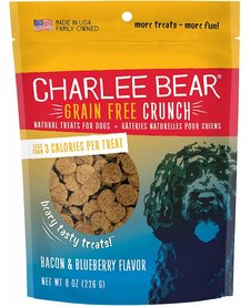 Charlee Bear Crunch GF Bacon 8 oz
